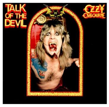Ozzy Osbourne - Talk Of The Devil - promo album cover pic - #112766
