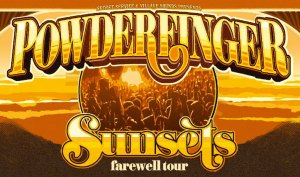 Powderfinger - Farewell Tour - promo banner - 2010 - #1113
