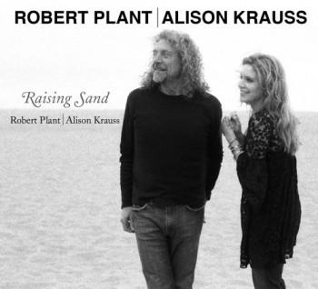 Robert Plant - Alison Krauss - Raising Sand - promo cover pic