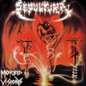 Sepultura - Morbid Visions - promo cover pic - #1986SM