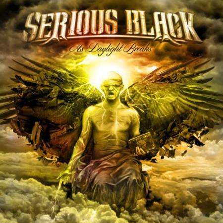 Serious Black - As Daylight Breaks - promo cover pic - 2014