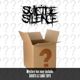 Suicide Silence - Mystery Box - promo pic - #2014SS