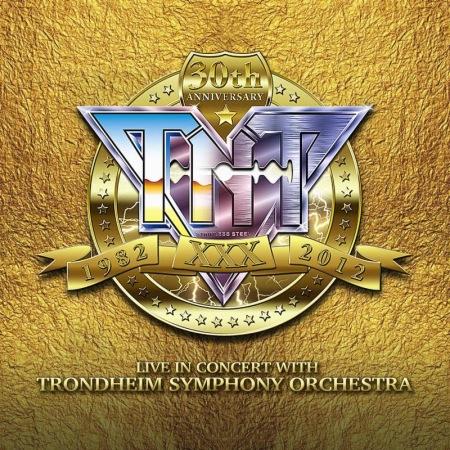 TNT - 30th Anniversary - 1982 - 2012 - Live album promo cover pic - #2014TH