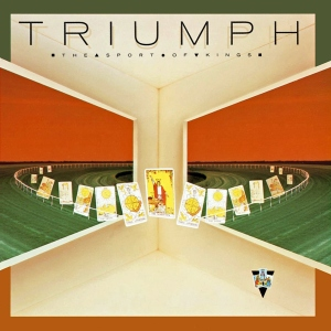 Triumph - The Sport Of Kings - promo cover pic - #1986RE