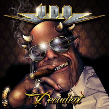 UDO - Decadent - promo album cover pic - #201501