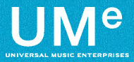 Ume - universal music enterprises - logo - 2014
