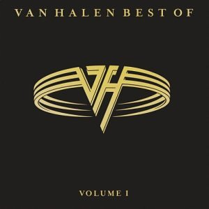 Van Halen - Best Of Volume I - promo cover pic - #1996SH