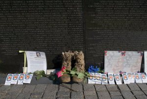 Vietnam Veterans Memorial - photo - June 21, 2013