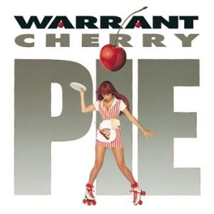 Warrant - Cherry Pie - promo album cover pic - #3309JL