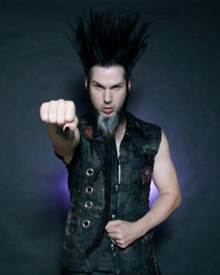 Wayne Static - Promotional photo - November 8 - 2013 - #7772