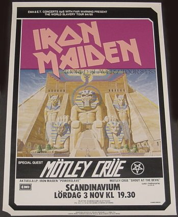World_Slavery_Tour_Gothenburg_Poster