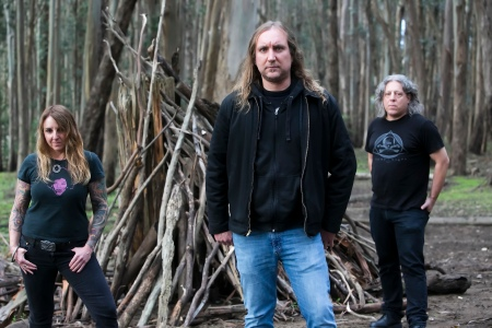 Acid King - promo pic - by Raymond Ahner - #2014AK