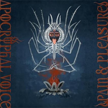 Apocryphal Voice - promo album cover - #2014AV