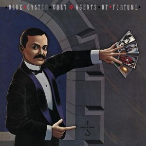 Blue Oyster Cult - Agents Of Fortune - promo cover pic - #1976