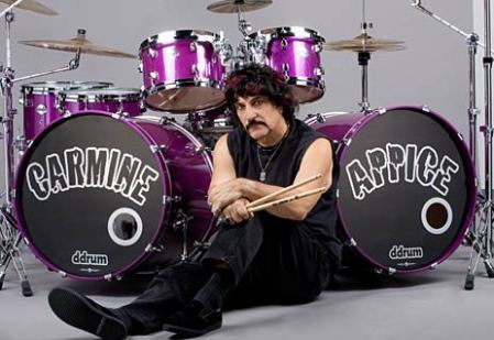 Carmine Appice - ddrum - promo photo - #00233