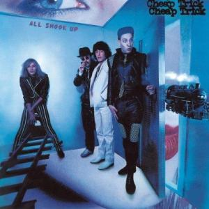 Cheap Trick - All Shook Up - promo album cover pic - #1980RN