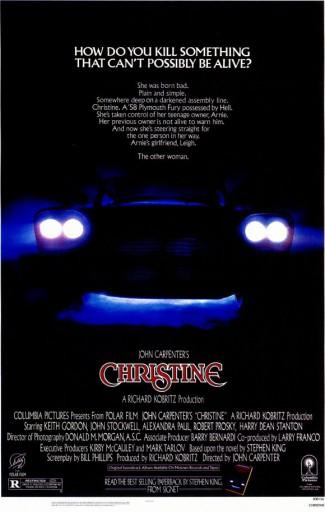 Christine - 1983 - movie poster promo pic - #JCSK7