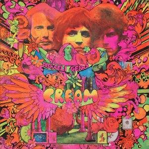 Cream - Disraeli Gears - promo album pic - #1968EC