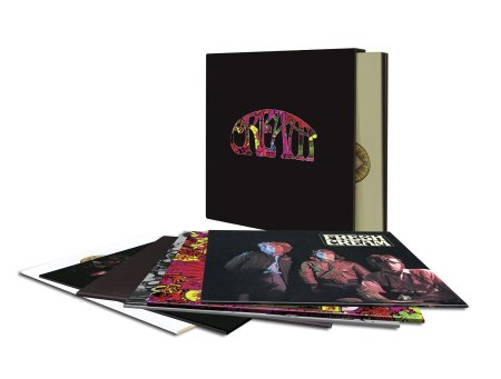 Cream - vinyl box set - 1966-1972 - promo pic - #2014