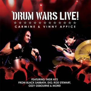 Drum Wars Live - legends Carmine  and Vinny Appice - #777332