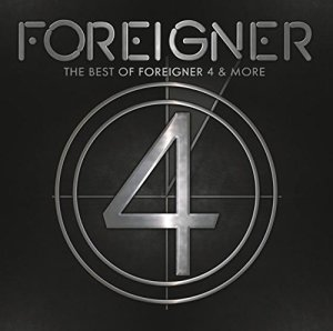 Foreigner - The Best Of Foreigner 4 & More - promo cover pic - 2014