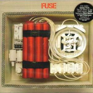 Fuse - promo album cover pic - #1969RN - Rick Nielsen