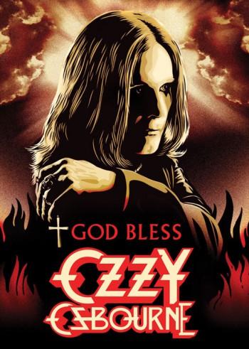 God Bless Ozzy Osbourne - promo DVD cover pic - #77733