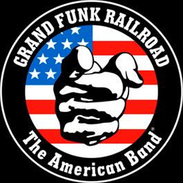 Grand Funk Railroad - classic band logo - the american band - #121114