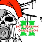 Hammer Smashed Radio - Christmas Compilation - promo cover pic - #2014HSR