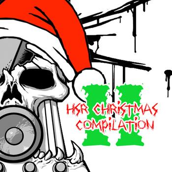 Hammer Smashed Radio - Christmas Compilation - promo cover pic - #2014HSR