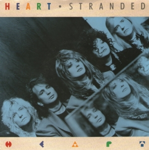 Heart - Standed - single cover sleeve - promo - #1990ANW