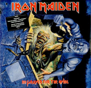 Iron Maiden - No Prayer For The Dying - promo cover pic - #1990BDSSJG