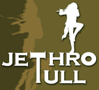 Jethro Tull - Classic Band Logo - #1967JTIA