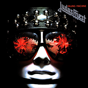 Judas Priest - Killing Machine - promo album cover pic - #1979RHMG