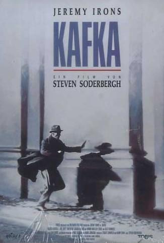 Kafka - promo movie poster - #1991JI - #002
