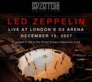 Led Zeppelin - Live at 02 arena london - #121007