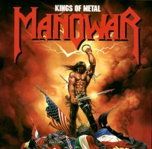 Manowar - Kings Of Metal - promo album cover pic - #121214