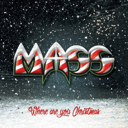 MASS - Where Are You Christmas - promo single - cover artwork - #2014LSA