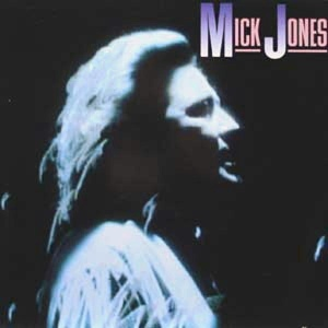 Mick Jones - solo album cover pic - #1989MJ