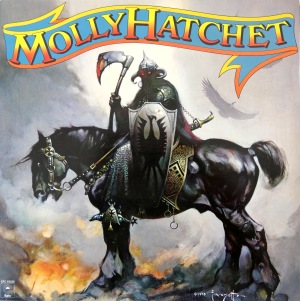 Molly Hatchet - promo album cover pic - #1978MH