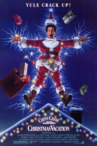 National Lampoon's Christmas Vacation - promo movie poster - pic - #1989CC