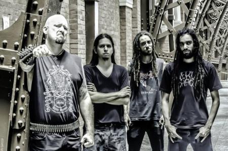 Nervochaos - promo band pic - #33 - 2014