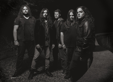 Nocturna - promo band photo - 2014 - #122114