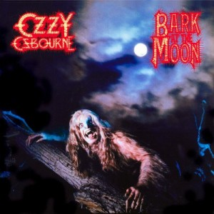 Ozzy Osbourne - Bark At The Moon - promo cover pic - #1983JEL