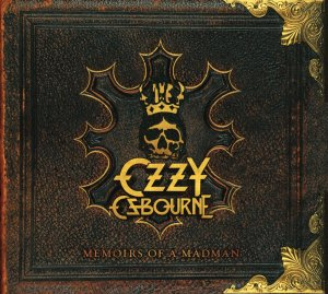 Ozzy Osbourne - Memoirs Of A Madman - promo cover pic - #2014OO