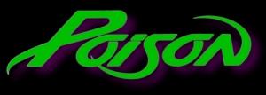 Poison - Classic Logo - #777331205