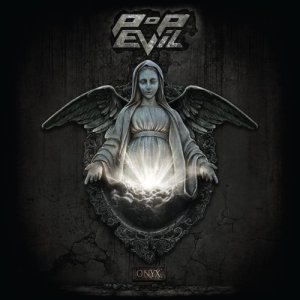 Pop Evil - Onyx - promo album cover pic #2013LK