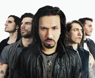 Pop Evil - promo band pic - 2014 - #7712LK