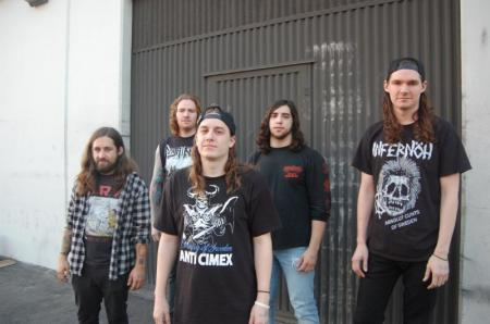 Power Trip - Promo Band photo - 2014 - #1221TX