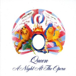Queen - A Night At The Opera - promo cover pic - #1227BMFM